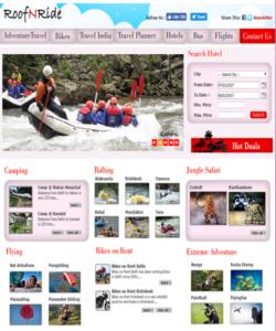 mayur technosoft clients website